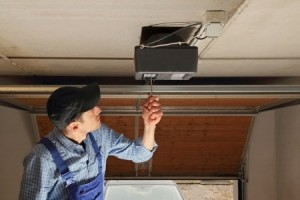 Professional garage door repair services in Medford MA