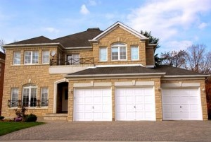Garage door repair service in Medford MA